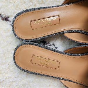 Aquazzura Shoes - AQUAZURRA Powder Puff Flats